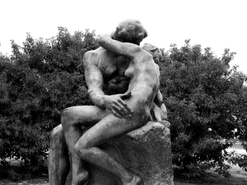The Kiss - August Rodin