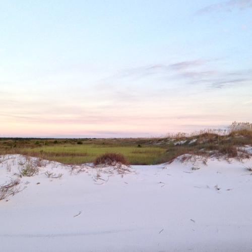 White Snow (Sand!)
