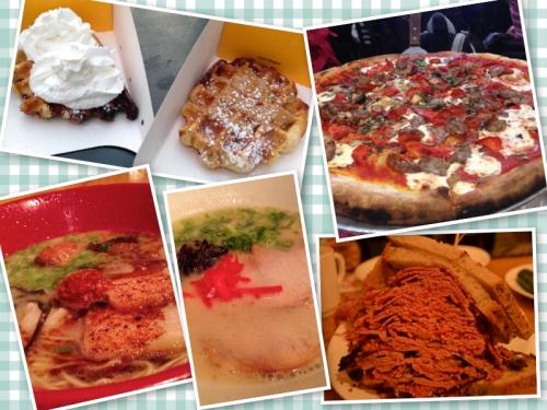 NY Food!