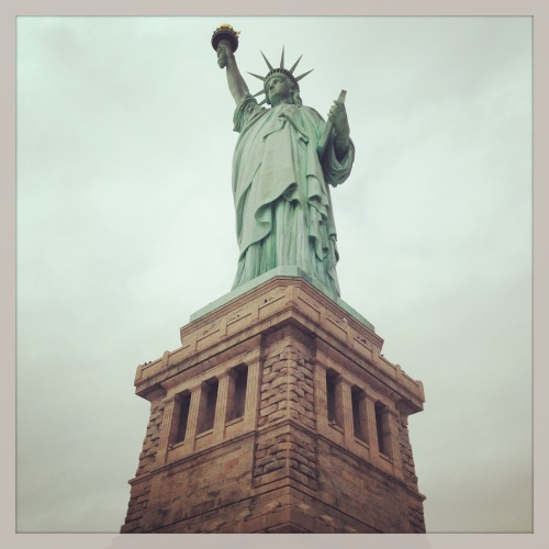 Statue of Liberty #Instagram