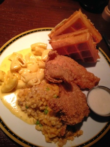 Founding Farmer's Chicken & Waffles