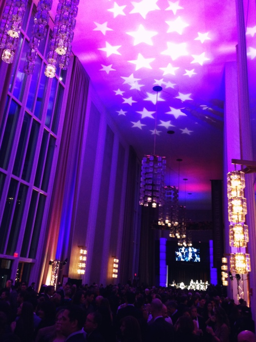NYE at Kennedy Center