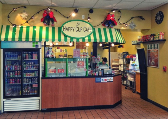 Happy Cup - Tyndall AFB