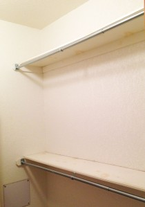 Closet, TSP-ed